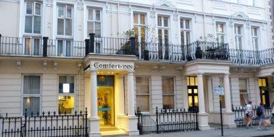 Comfort Inn Hyde Park Hotel Londra (3*)