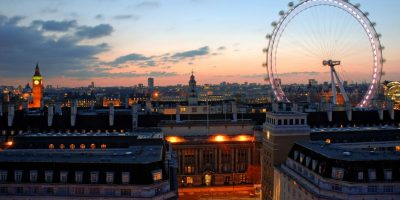 Park Plaza County Hall Hotel Londra (4*)